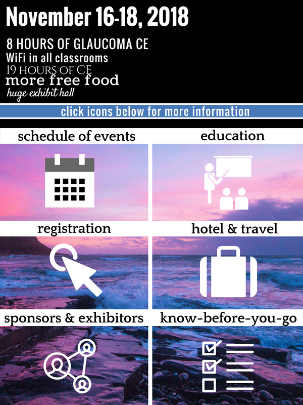 Monterey Symposium - California Optometric Association