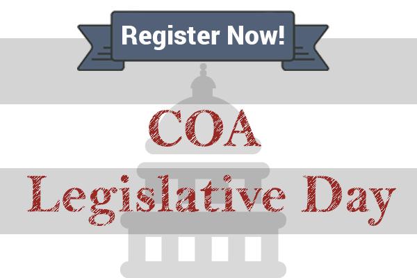 COA Legislative Day 2019